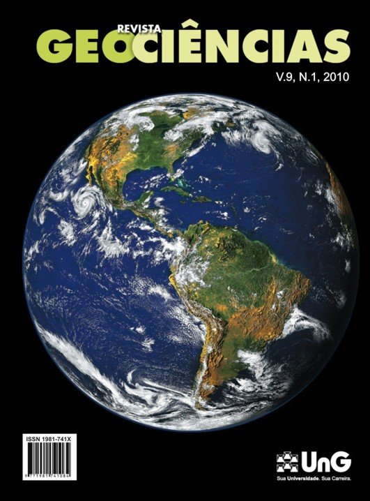 Revista Geociências UnG v.9 (2010)